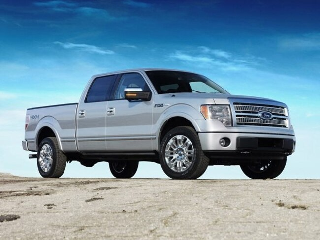 2011 Ford F-150 Truck SuperCrew Cab