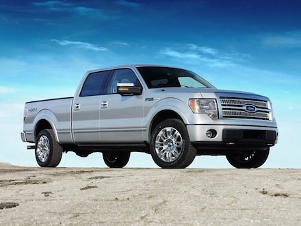 2011 Ford F-150 XLT Crew Cab Short Bed Truck