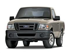 Bargain Used 2011 Ford Ranger Truck Regular Cab in Leesburg, FL