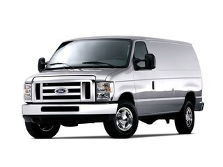 Used 2011 Ford Econoline 250 Commercial Cargo Van in Coon Rapids, IA