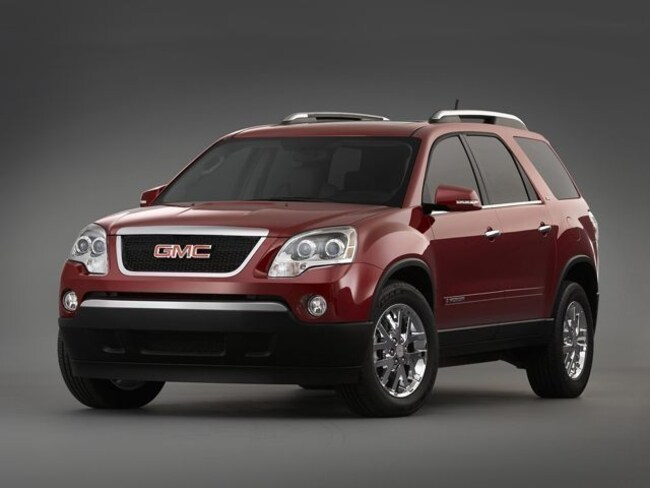 Used 2011 GMC Acadia SUV for Sale in Austin TX