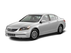 2011 Honda Accord Sdn LX Sedan
