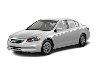 Pre-Owned 2011 Honda Accord LX Sedan TBA141943 near Boston