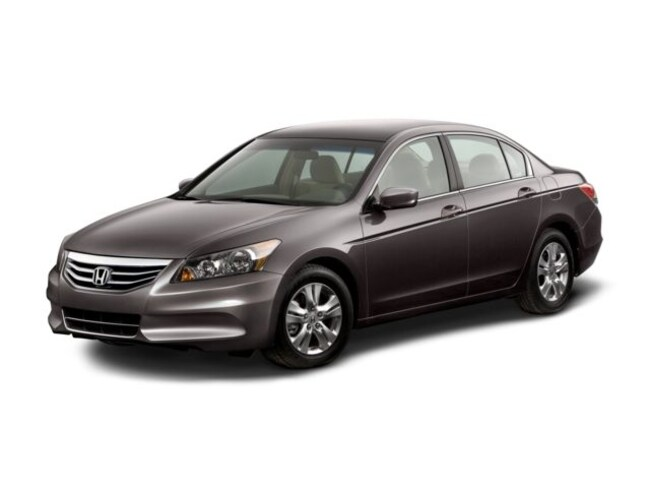 2011 Honda Accord LX-P Sedan