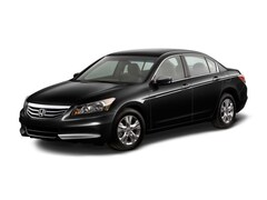 2011 Honda Accord Sdn SE Sedan