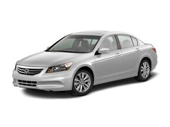 2011 Honda Accord 4dr I4 Auto EX-L Sedan
