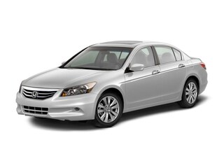 Used 2011 Honda Accord 3.5 EX-L Sedan under $15,000 for Sale in South Chesterfield