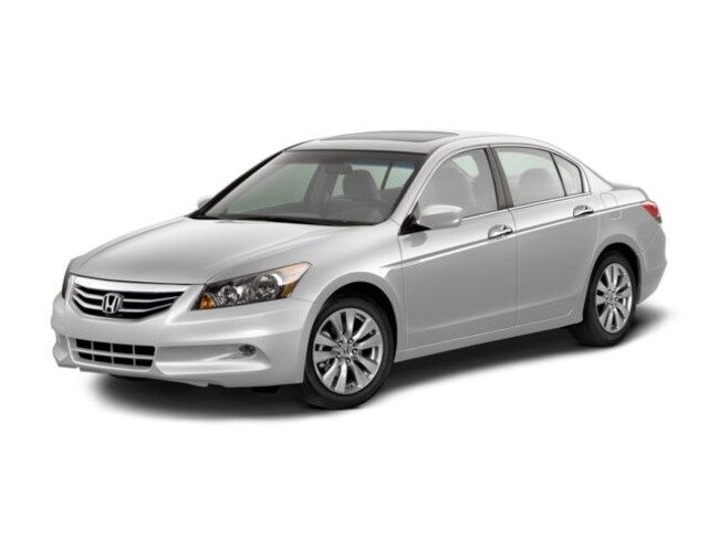 2011 Honda Accord 3.5 EX-L Sedan