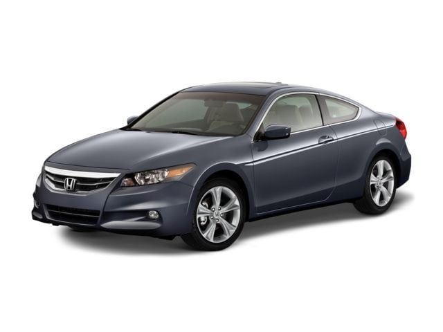 2011 Honda Accord 3.5 EX-L Coupe