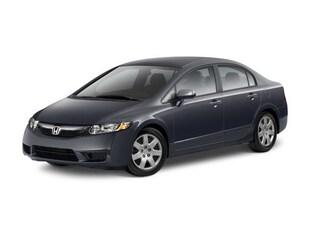 2011 Honda Civic 4dr LX Sedan