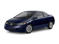 2011 Honda Civic 2dr Auto EX-L Car