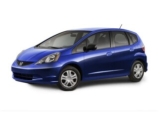 Used 2011 Honda Fit 5dr HB Auto Car Walnut Creek, CA