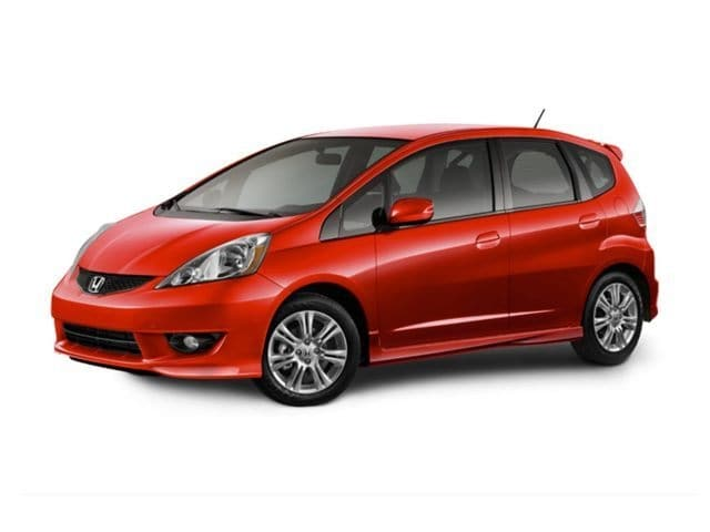2011 Honda Fit Sport Hatchback