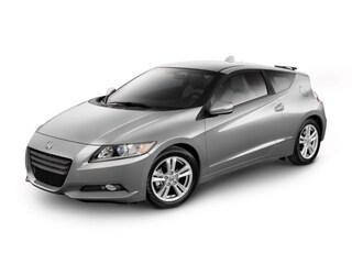 2011 Honda CR-Z EX w/Navigation Coupe