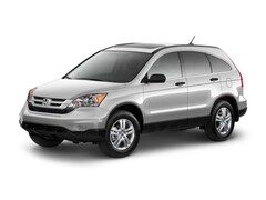 Used 2011 Honda CR-V 4WD 5dr EX SUV for Sale near Fairfield, CT, at Honda of Westport