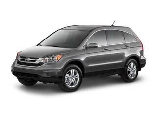 2011 Honda CR-V 4WD EX-L AWD EX-L  SUV