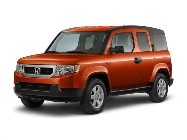 Used 2011 Honda Element EX with VIN 5J6YH2H76BL005773 for sale in Maplewood, Minnesota