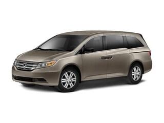 2011 Honda Odyssey LX Van