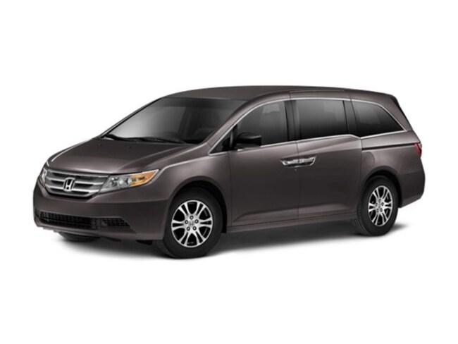 Pre-Owned 2011 Honda Odyssey EX Van Passenger Van in Pittsburgh, PA