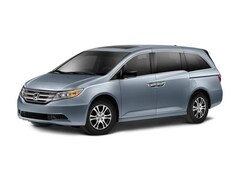 Used 2011 Honda Odyssey EX-L Van 5FNRL5H67BB001686 for sale in Marion, IL