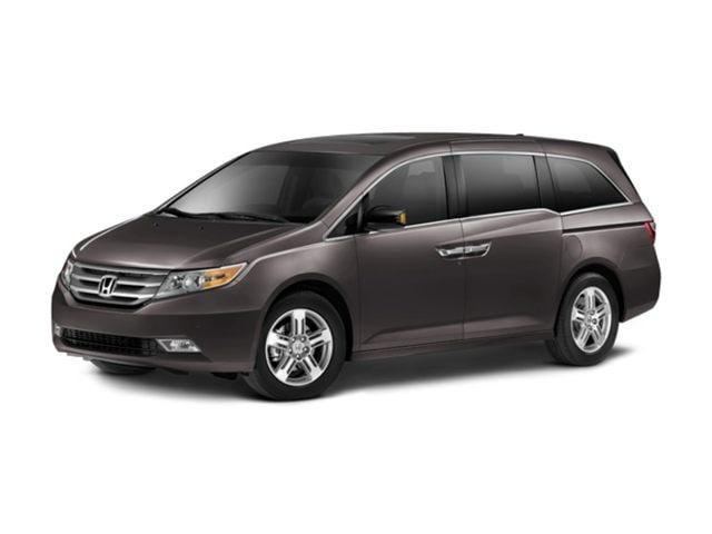 2011 Honda Odyssey Touring Mini-Van