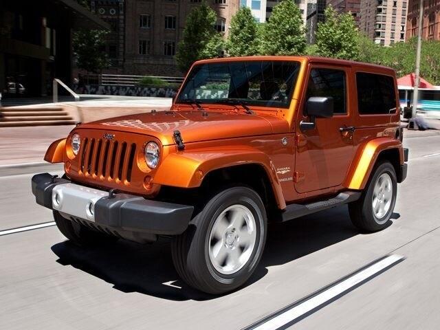 Charming 2011 Jeep Wrangler Rubicon SUV