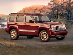 2011 Jeep Liberty Sport SUV
