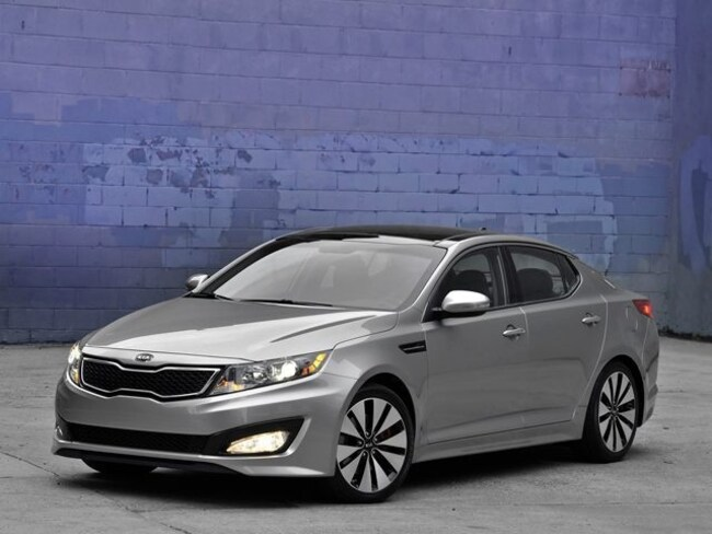 2011 Kia Optima SX Sedan