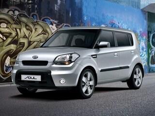 2011 Kia Soul Base  Wagon