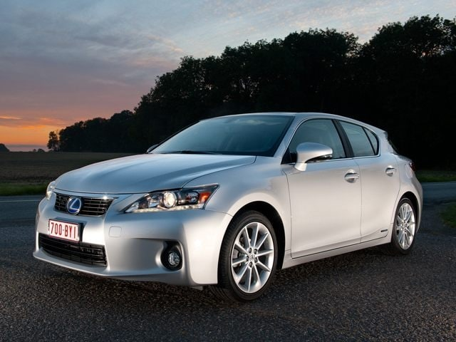 2011 LEXUS CT 200h Base Hatchback