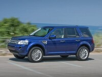 2011 Land Rover LR2 SUV
