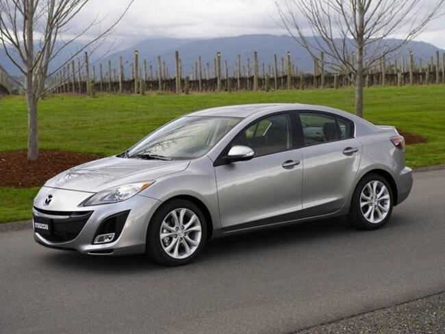 Used  2011 Mazda Mazda3 Sedan For Sale Long Island New York