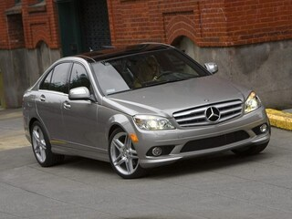 2011 Mercedes-Benz C-Class C 300 4MATIC Sport Sedan