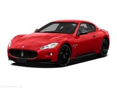 2011 Maserati Granturismo Base Coupe