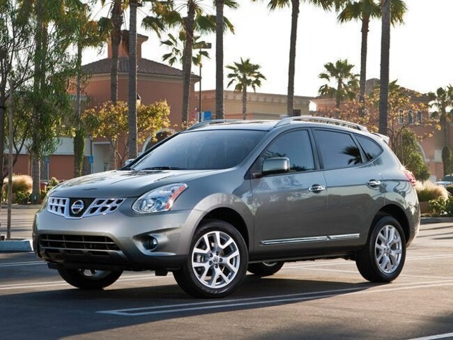 2011 Nissan Rogue S AWD S  Crossover