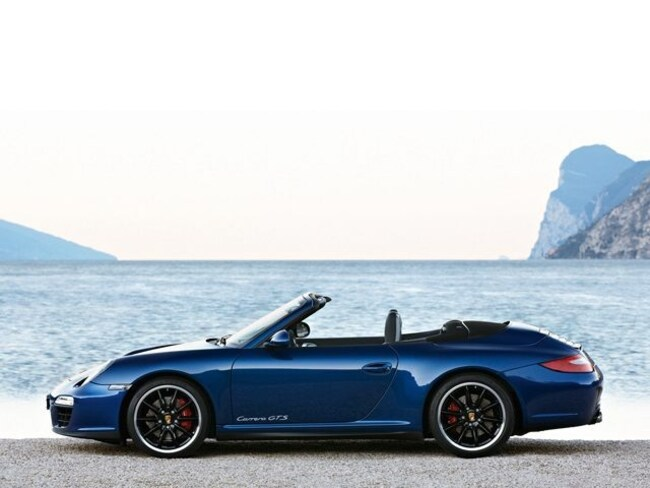 Certified Pre-Owned 2011 Porsche 911 Carrera GTS 2dr Cabriolet for sale in Irondale, AL