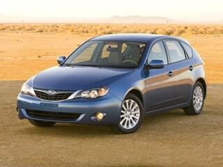 2011 Subaru Impreza Wagon 2.5i Auto 2.5i