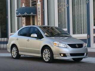 2011 Suzuki SX4 LE Sedan