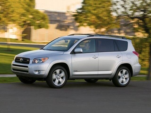 2011 Toyota RAV4 Limited V6 SUV