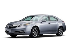 2012 Acura TL 3.5 w/Technology Package Sedan