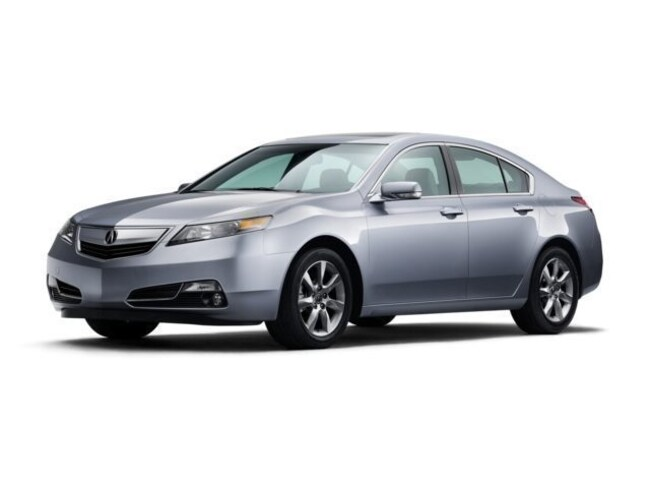 Used 2012 Acura TL with Technology Package Sedan in St. Paul, MN