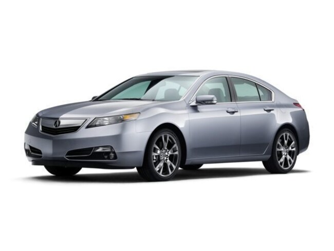 Used 2012 Acura TL SH-AWD with Advance Package Sedan in Lansdale, PA