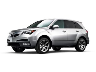 2012 Acura MDX 3.7L Advance Package SUV