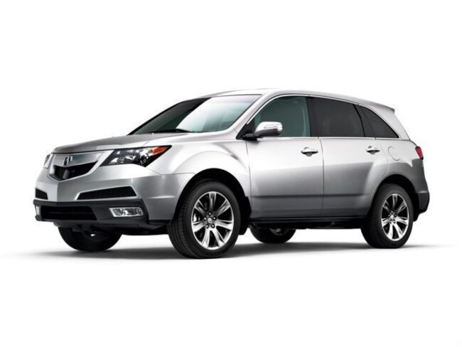 2012 Acura MDX MDX With Advance Package SUV