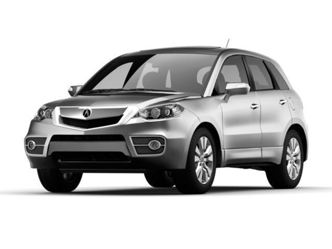 2012 Acura RDX RDX SH-AWD with Technology Package SUV
