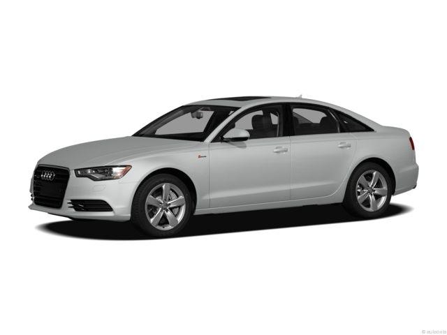2012 Audi A6 3.0T Premium Plus Sedan