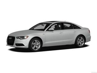 2012 Audi A6 2.0T Premium Plus (Multitronic) Sedan
