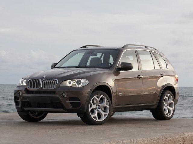 2012 BMW SAV