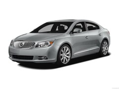 2012 Buick LaCrosse Leather Sedan