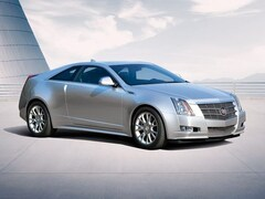 2012 Cadillac CTS Performance AWD 3.6L Performance  Coupe